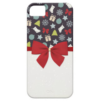 newyear god jul och lycklig iPhone 5 skydd