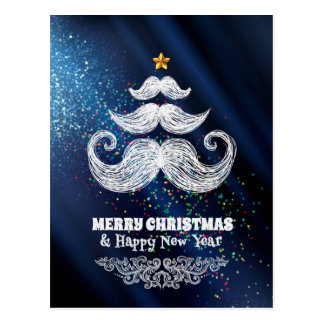 newyear god jul och lycklig vykort