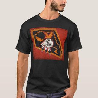 Nez Perce indierflagga T Shirt