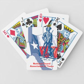 NGAT som leker kort Spelkort