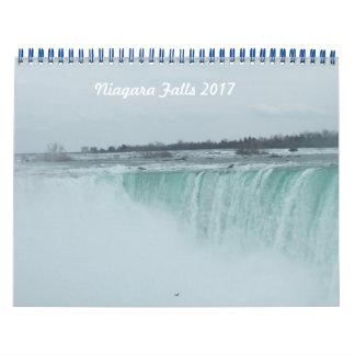 Niagara Falls 2017 kalender