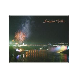 Niagara Falls Canvastryck