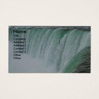 Niagara Falls foto Visitkort