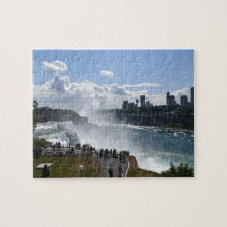 Niagara Falls pussel
