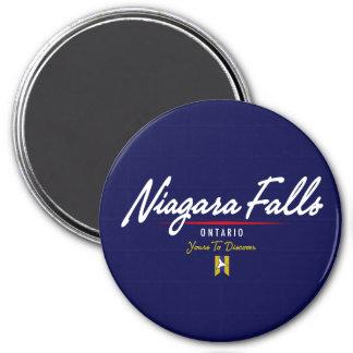 Niagara Falls skrivar Magnet
