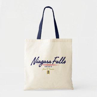 Niagara Falls skrivar Tygkasse