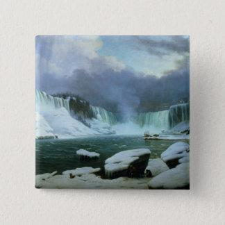 Niagara Falls Standard Kanpp Fyrkantig 5.1 Cm