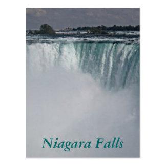 Niagara Falls vattenfall Vykort