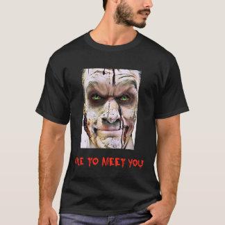 Nice som möter dig - fasaT-tröja Tshirts