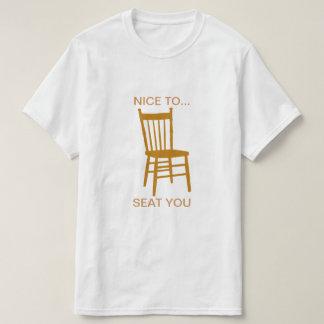 Nice som placerar dig t shirts