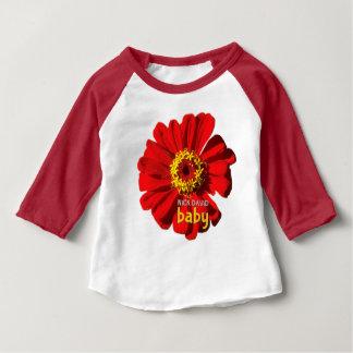 NiCK DAViD bebis - flower powerutslagsplats Tshirts