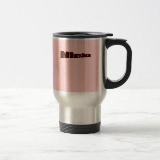Nickis travel mug resemugg