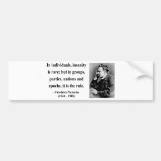 Nietzsche citationstecken 3b bildekal