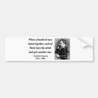Nietzsche citationstecken 7b bildekal