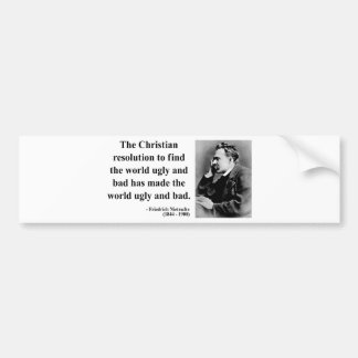 Nietzsche citationstecken 8b bildekal
