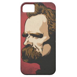 Nietzsche iphone case iPhone 5 fodraler