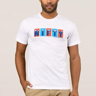 Nifty logotyp T T Shirts