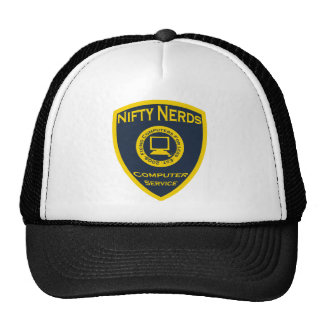 Nifty Nerds Keps