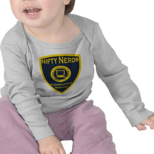 Nifty Nerds T Shirts