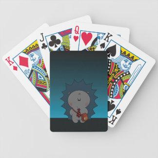 nigel igelkotten spelkort