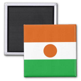 Niger flaggamagnet magnet