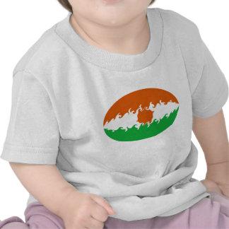 Niger Gnarly flaggaT-tröja