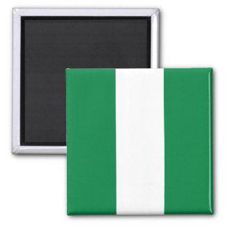 Nigeria flaggamagnet magnet