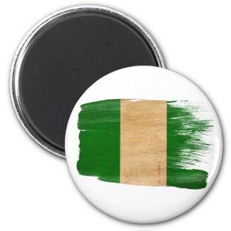 Nigeria flaggamagneter magnet