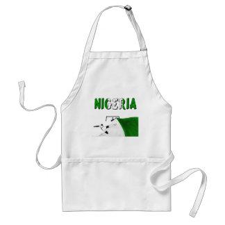 Nigeria Förkläde