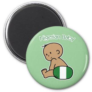 Nigeriansk baby magnet