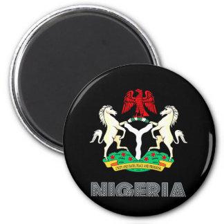 Nigeriansk Emblem Magnet