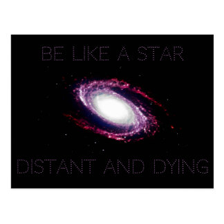 Nihilism: Be like a star