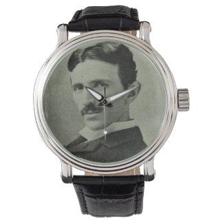 Nikola Tesla Armbandsur