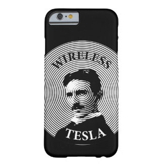 Nikola Tesla Barely There iPhone 6 Fodral