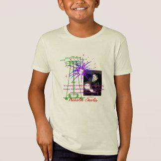 Nikola Tesla T Shirts