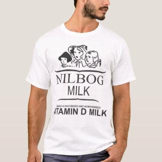 NILBOG-mjölkskjorta T-shirts