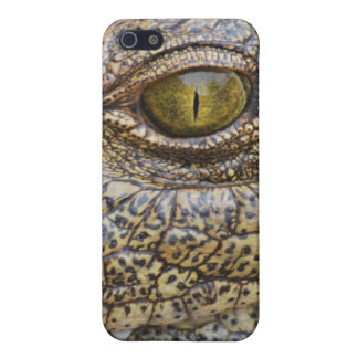 Nile krokodil från afrika iPhone 5 cover