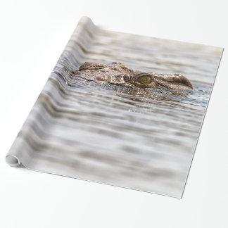 Nile krokodil presentpapper