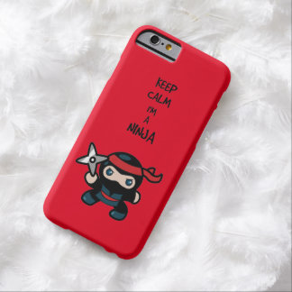Ninja Barely There iPhone 6 Skal