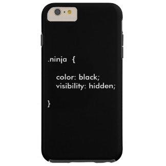 Ninja CSS kodifierar Tough iPhone 6 Plus Skal