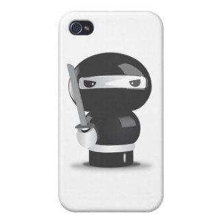 Ninja docka iPhone 4 fodraler