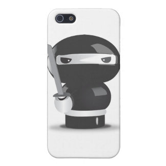 Ninja docka iPhone 5 fodraler