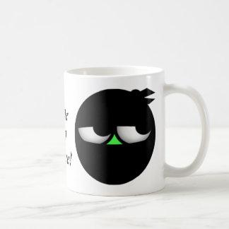 Ninja-Grönt Kaffemugg