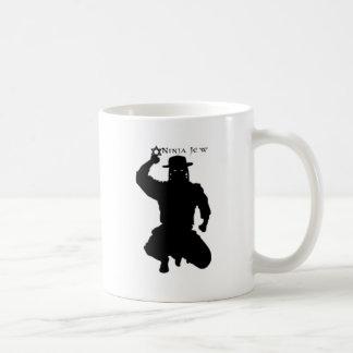 Ninja jude kaffemugg
