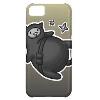 Ninja katt iPhone 5C fodral