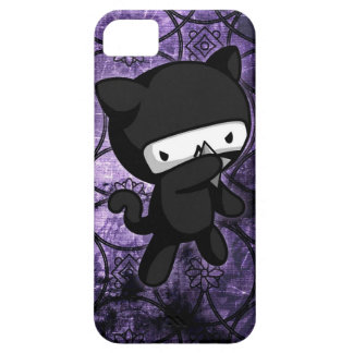 Ninja kattunge iPhone 5 Case-Mate cases
