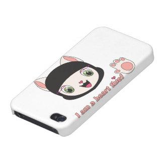 Ninja MEOW™ iPhone 4 Cover