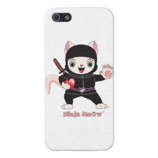Ninja MEOW™ iPhone 5 Hud