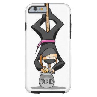 Ninja mobilt fodral för iPhonen 6/6s Tough iPhone 6 Skal
