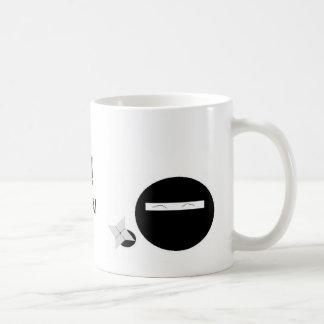 Ninja mugg! kaffemugg